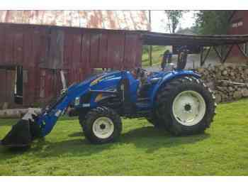 Trator New Holland t2420