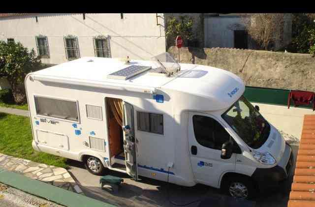 Auto caravana Fiat Ducato 2.3