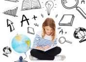 Explicações e acompanhamento de estudo - 1º ciclo - funchal
