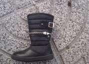 Vendo botas menina novas pretas