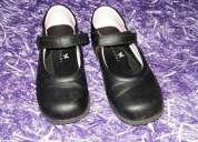 Vendo sapatos pretos quase novos