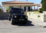 Mercedes g300 original 177cv 24valv.impecavel