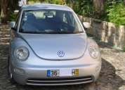 Vendo volkswagen new beetle 2.0 highline