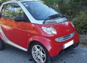 Vende-se smart fortwo cabrio,bom estado!