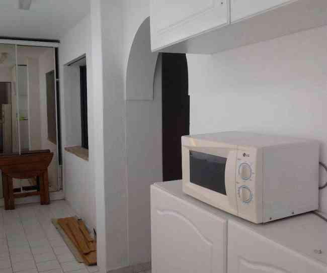 Apartamento T1 excelente equipado e boa vista