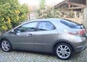 Honda civic i-ctdi elegance....... 5000 euro