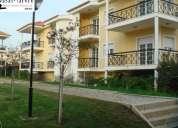 Apartamento t4 como novo, mobilado, em condominio