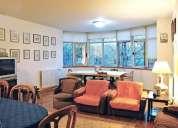 Apartamento t4 mobilado/equipado com garagem,impecavel