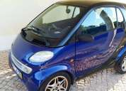 Smart fortwo azul