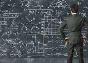 Matemática de x a y - explicações