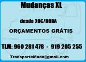 Transportes e mudanças xl estoril 925 597 220