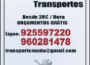 Mudanças & transportes  935724517 setúbal belverde
