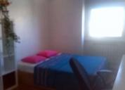 2 quartos-estudio, cama casal