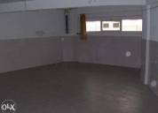 Excelente garagem 50m2
