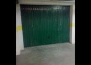 Excelente garagem bem localizada no samouco...