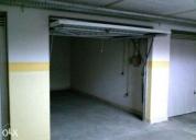 Garagem para arrendamento centro do montijo, impecavel