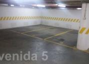 Excelente estacionamentos em garagem privada