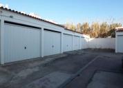 Descrição: garagem individual