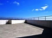 Excelente t5 duplex com terraço e vistas de mar e rio