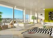 Excelente apartamento t1, em construção