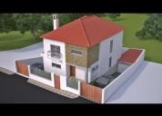 Oportunidade! moradia moderna em construção em rana