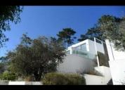Excelente! arquitectura moderna com vista de mar