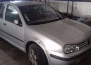 Vendo vw golf 4