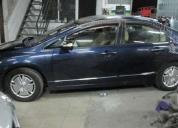 Honda civic hibrid,contac