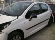 Excelente peugeot 207 1.6 hdi sport