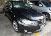 Excelente lexus is 220 d luxury 27