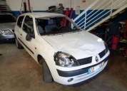 Excelente renault  clio 1.5 dci authentique