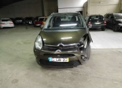 Excelente citroën c4 grand picasso 1.6 hdi excl.137g