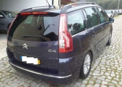 Excelente citroën c4 grand picasso 1.6 hdi exclusive