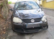 Excelente vw golf v 1.9 tdi-salvado