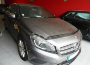 Vendo mercedes-benz a 180 cdi be amg line