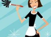 Precisa-se de empregada doméstica 4h/dia (m/f)aproveite!