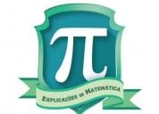 Recruta-se explicador(a) de matemática-secundário