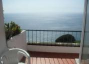 Excelente apartamento t0 terraço vista mar