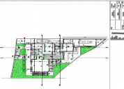 Permuto terreno c/ projeto por apartamento,aproveite!