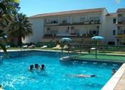Excelente apartamento férias  t1 vilamoura  algarve