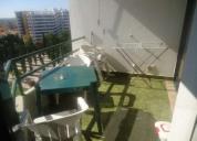 apartamento t1 férias c/ piscina-vista mar-vilamoura