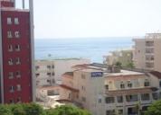 Oportunidade! t2 férias-praia a 100mts-vista mar-quarteira