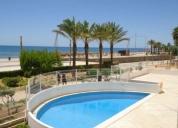 Excelente t2 duplex férias c/ piscina