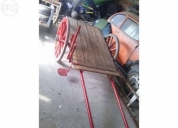Excelente carroça antiga de burra