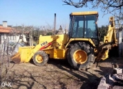 Excelente retro escavadora john deere 310d