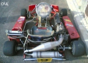 Vendo excelente kart 125cc 6v