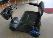 Excelente cadeira de rodas elétrica / scooter nova