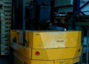Empilhador electrico 5,2m,aproveite