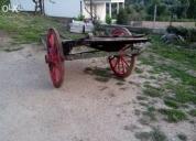 Carroça para restauro