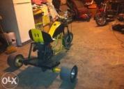 Oportunidade! trike motorizado